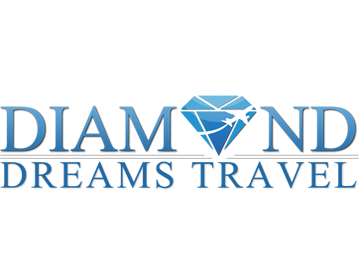 Diamond Dreams Travel Logo Design from Nuesite.com