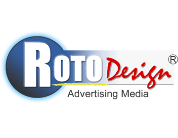 Roto Ad Designs Logo Design from Nuesite.com