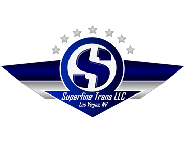 Superfine Transportation LLC Logo Design from Nuesite.com